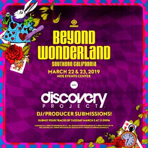 """Beyond Wonderland SoCal Open Casting Call 2019"""