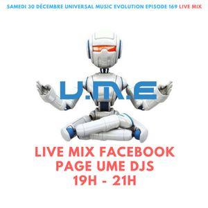Universal Music Evolution episode 169