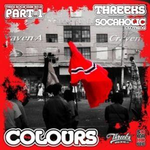 Threeks - COLOURS SOCA MIX 2012 PART 1