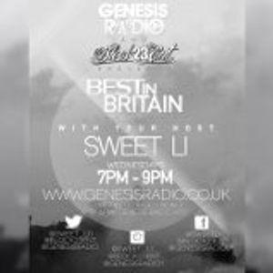 Sweet Li Best In Britain show 03022016