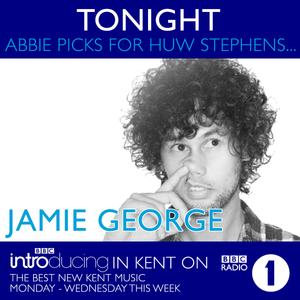 Abbie McCarthy on Huw Stephen's BBC Radio 1 show - Wednesday 8th July