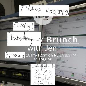 Friday Brunch on RDU98.5FM #8 - 16 December 2016