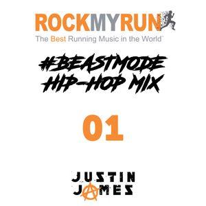 RockMyRun.com #BeastMode Hip-Hop Mix #01