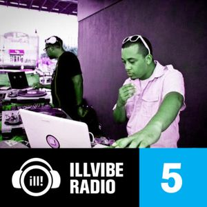 Illvibe Radio 005 Mixed by Mr. Sonny James & lil dave