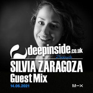 SILVIA ZARAGOZA is on DEEPINSIDE #06