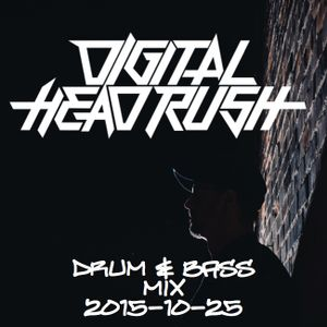 Drum & Bass Mix 2015-10-25