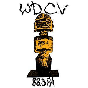 WDCV 88.3, Dickinson College, Summer 1990, DJ Pete Bilderback