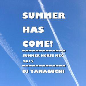 SUMMER HOUSE MIX 2015/DJ YAMAGUCHI