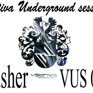 Pusher - Vectiva Underground Sessions 016 (Top Trance)