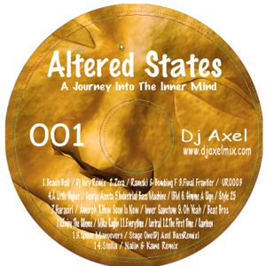Dj Axel V - Altered States -  1998 -  When Breaks Ruled Tampa