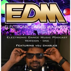 Electronic Dance Madness - Vol 1  from vdj charles