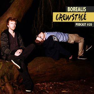 Crewstacé Podcast #20 by Borealis