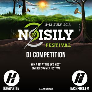 Noisily Festival 2014 DJ Competition - Dj Noah (GR)