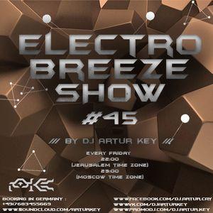 Electro Бриз  #  45 Powerfm (by Dj Artur Key)