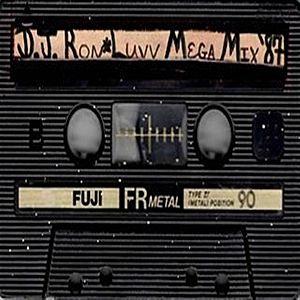 DJ RON LUVV Mega Mix '87