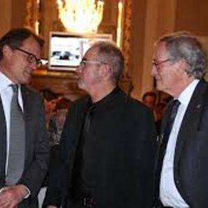 El guanyador del premi Josep Pla de novel•la l'Andreu Carranza explicar interioritats i anècdotes vi