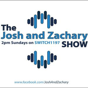 Josh & Zachary Show Snippets - Pizza Shop, Cheering, Rappers & Zach's Birthday Present
