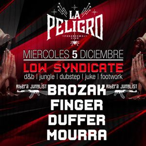 Brozak - live @ Low Syndicate 05.12.18
