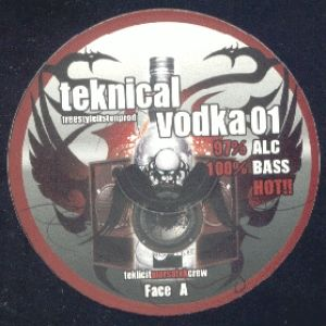 TEKNICAL_VODKA, the return mixed by K4rDiak93