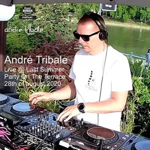 Andre Tribale live @ Last Summer Party On The Terrace 28th Of August 2020