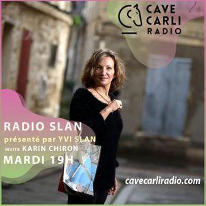 RADIO SLAN invite KARIN CHIRON