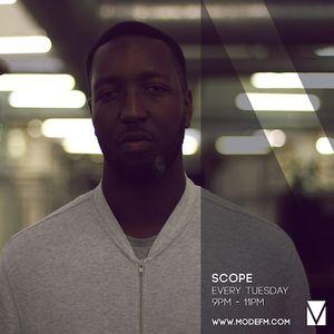 09/08/2016 - Scope - Mode FM (Podcast)