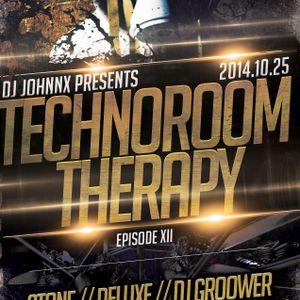 TechnoRoom Therapy   Episode 12 : Luiz Kowalsky