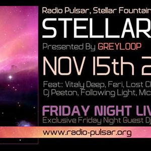 Greyloop [Stellar Fountain] pres Takeoff - Radio Pulsar Guest Mix