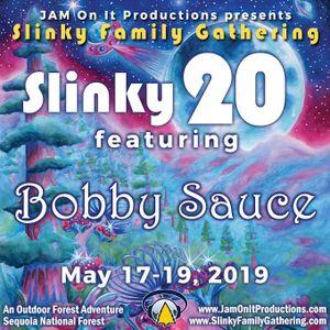 Bobby Sauce - Live at Slinky 20 - 051819