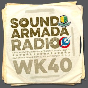 Sound Armada Radio Show Week 40 - 2015