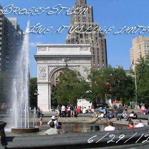 Brosef Stalin- Live Open Format Mix at Village Lantern NYC (6-30-12)