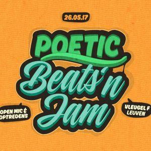 3DO Radio : Uitzending 9 : Poetics Beats 'n Jam (met Rita Sousa, Dreezayy & Prince)