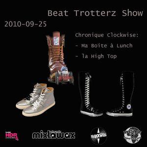 Beat Trotterz Show's mixx 2010-09-25