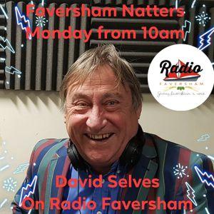 Faversham Natters with David Selves - 9th April 2018
