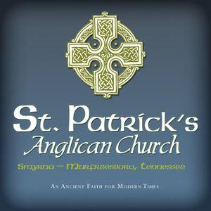 St. Patrick's Anglican Church Twenty-fifth Sunday After Pentecost (2015) Sermon