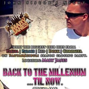 John Siscok Night's Mix 2012