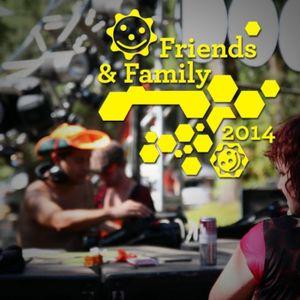 Saint Indigo: Live at Friends and Family XVIII 8-3-14
