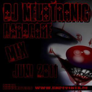 DJ Neubtronic - Hardcore Mix Juni 2011