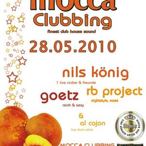 RB Project Mocca Clubbing 28.05.2010 LiveSet
