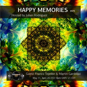 Julian Rodriguez - Happy Memories - May 11th 2015