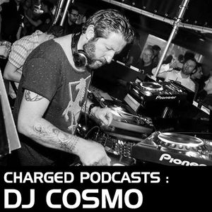 "Charged invites ""Dj Cosmo"""
