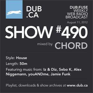 DUB:fuse Show #490 (August 11, 2012)