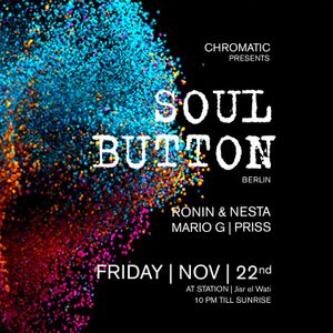 Soul Button - Chromatic Party (Beirut) - 22 Nov 2013