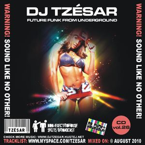 DJ TZESAR - Future Funk From Underground (CLUBSTARS vol.26)