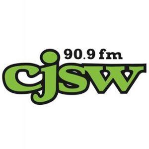 CJSW Remote Emissions Strange Manner co-host 03-13-15