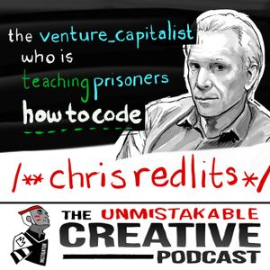 The Venture Capitalist Who is Teaching Prisoners How to Code with Chris Redlitz