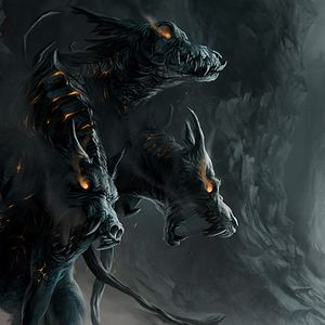 Crucifex - Hell Hound Mix
