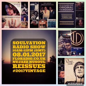 Soulvation on FloRadio #168 (08.01.2017)