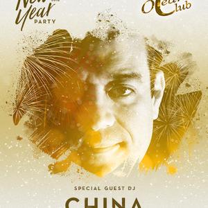 Dj China Live @ NYE 2018 Oceans Club, Portimão, Algarve 2018-01-01
