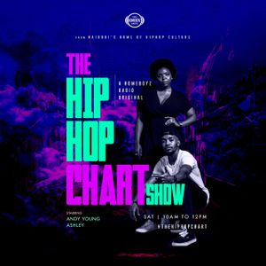 The Hip Hop Chart Show [Easter Weekend]